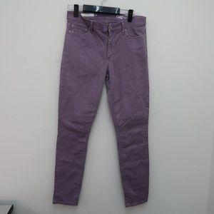 Women's GAP 1969 Authentic True Skinny Jeans Sz 28
